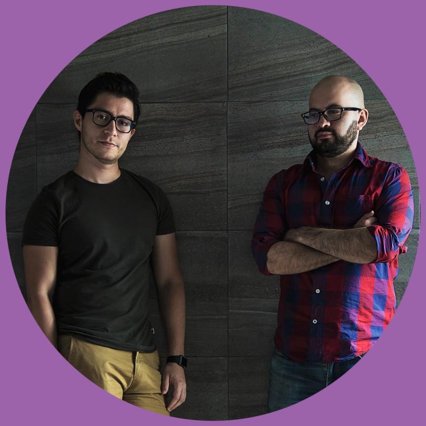 Héctor and Roberto